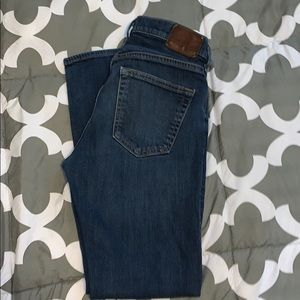 Men's Abercrombie & Fitch Kenna. Straight Jeans